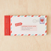 Letters To My Love Stationery Set | Urban Outfitters