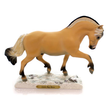 Trail Of Painted Ponies Little Big Horse Figurine
