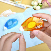1x 5M correction tape shape Double-sided adhesive tapes glue sealing letter DIY work scrapbooking stationery office supplies