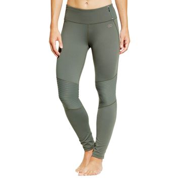 CALIA by Carrie Underwood Women's Essential Moto Tights | CALIA Studio