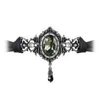 Alchemy Gothic The St Petersburg Tear Choker Necklace