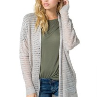 Sophie Sweater Cardigan