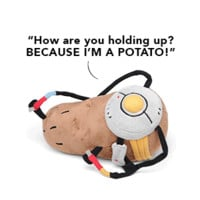 Portal 2 PotatOS Plush