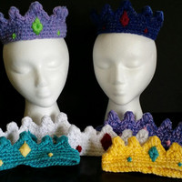 Queen & Princess Crowns