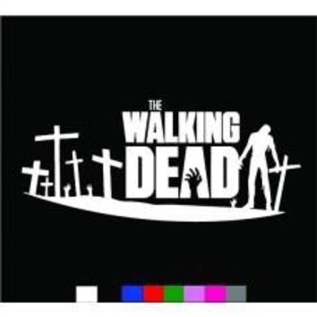 WALKING DEAD zombies Blood Anime Resident Evil season car sticker decals logo Wall room