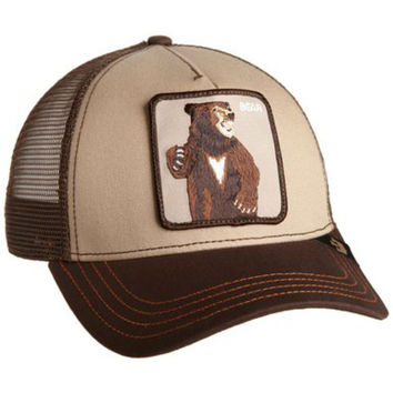 Goorin Bros. Bear Trucker Baseball Hat