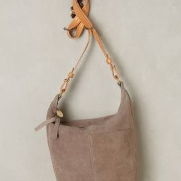 Clare V. Jeanne Crossbody Bag in Dark Grey Size: One Size Bags