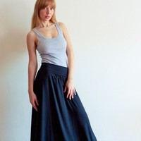 Sexy Jersey Maxi Skirt A Must Have This Season by LanaStepul
