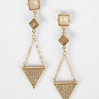 BKE Glitz Earring - Women's Accessories | Buckle