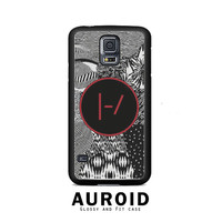 Twenty One Pilots Blurryface Patterns Samsung Galaxy S5 Case Auroid