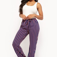 Striped Pajama Pants