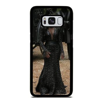 ONCE UPON A TIME EVIL QUEEN Samsung Galaxy S8 Case