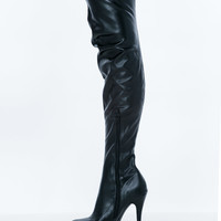 Cover 'N Show Thigh High Boots GoJane.com