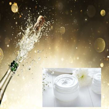 Champagne Infused Body Souffle