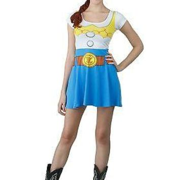 Toy Story I Am Jessie Skater Dress