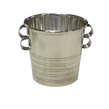 French Silver Split Champagne/Ice Bucket