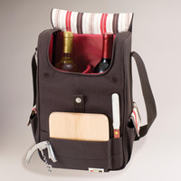 Dixon Insulated Wine & Cheese Tote - World Market