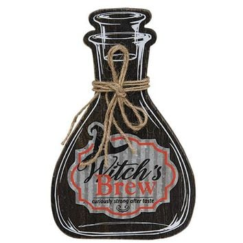 Witch's Brew Potion Bottle