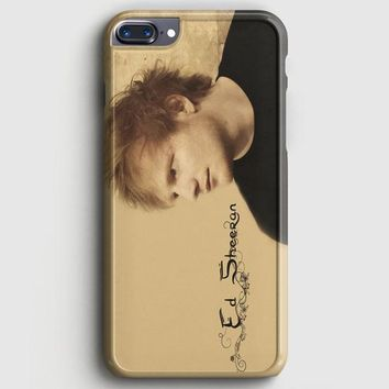 Ed Sheeran Typo iPhone 8 Plus Case | casescraft