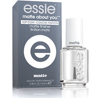 matte about you by essie