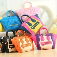 Handbag Dustproof Satchel Shoulder Bag/ Purse Dust Plug, Headphone Jack Plug, Cell Phone Accessories