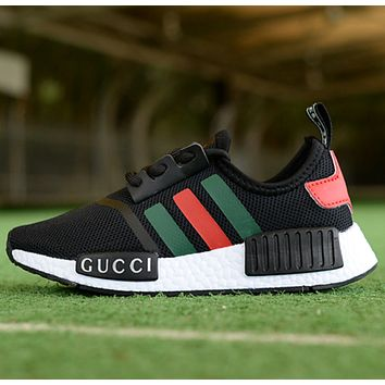 GUCCI Adidas NMD Children's shoes