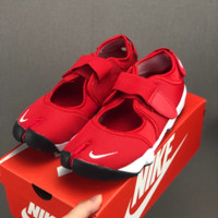 HCXX 19July 608 NIKE AIR RIFT Men's and women's sports and leisure running ninja shoes
