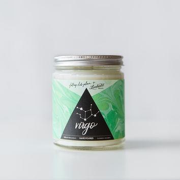 Zodiac Astrology Candle - Virgo