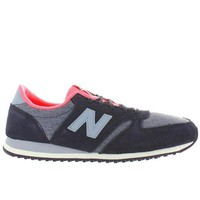 DCCK1IN new balance 420 winter heather suede jersey running sneaker