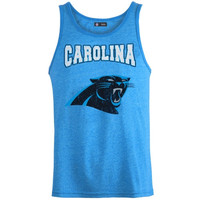 Carolina Panthers Tri-Blend Vintage Tank Top – Panther Blue