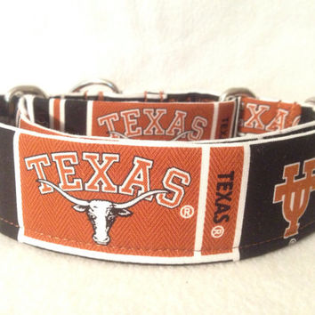 Texas Longhorn's Martingale or Quick Release Collar