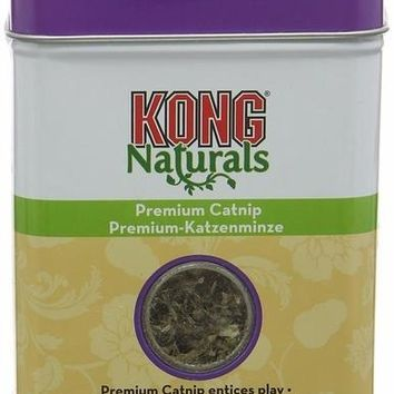 KONG Naturals Premium Catnip for Cats 1 oz