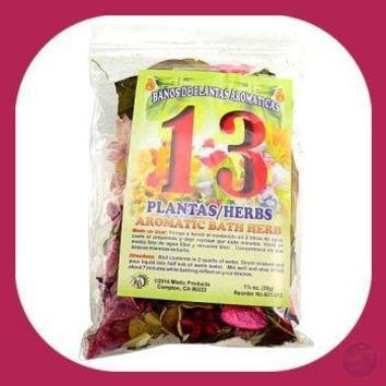 13 Herbs Aromatic Herbal Bath