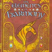 The Elements of Harmony: Friendship Is Magic: the Official Guidebook (My Little Pony)
