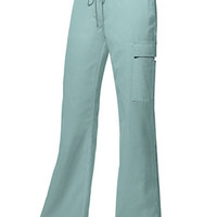 Studio by Cherokee Women's Low Rise Flare Leg Scrub Pants