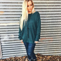 Never Giving Up Sweater
