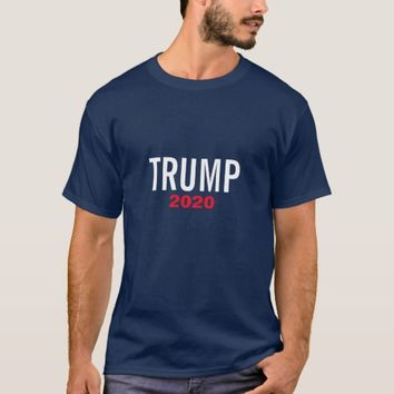 DONALD TRUMP 2020 MENS T-SHIRT