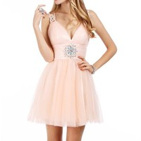 Bellissa-Rose Homecoming Dress