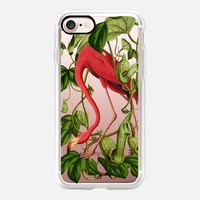 Flamingo iPhone 7 Case by Fifikoussout | Casetify