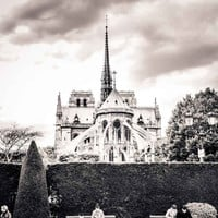 Paris Notre Dame Fine Art Photography Print