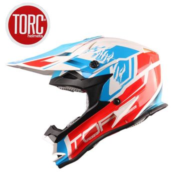 TORC T32 Off-Road Downhill ECE Approved Motorcycle Helmets
