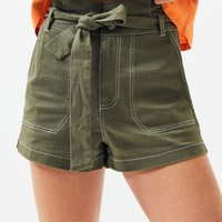 Kendall and Kylie Utility Shorts | PacSun