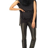 Fur Stole by Leon Max | Max Studio Official