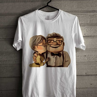 Disney Pixar Carl and Ellie Up Movies 31 shirt for man and woman shirt / tshirt / custom shirt