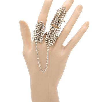 Chained Ring Set