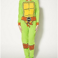 Teenage Mutant Ninja Turtles Adult Womens Pajamas - Spencer's