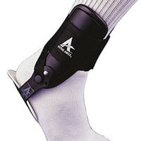 Midwest Volleyball Warehouse - T2 Active Ankle Guard - Black