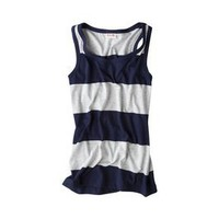 Product: Mossimo Supply Co. Juniors Rugby Tank - Assorted Colors