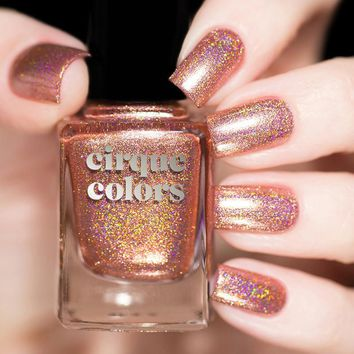 Cirque Colors Himalayan Pink (Speckled & Sparkled 2016 Collection)