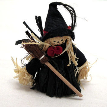 Halloween, Primitive, Voodoo, Wicked, Witch, Doll, Decor, Ornament, Spooky, Broom, Retro, Steampunk, Supply, Old, Happy, Creepy, Decoration